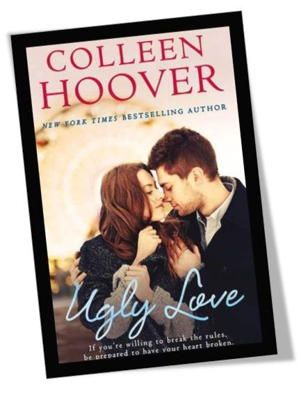 Ugly Love by Colleen Hoover Book Cover
