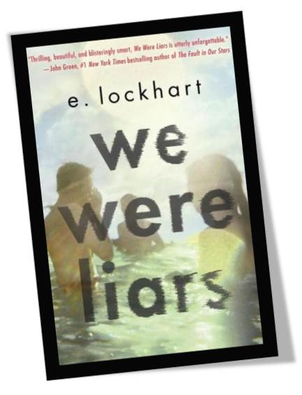 We Were Liars by E Lockhart Book Cover