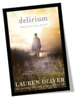 Delirium by Lauren Oliver Book Cover