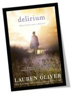 Delirium by Lauren Oliver Book Cover