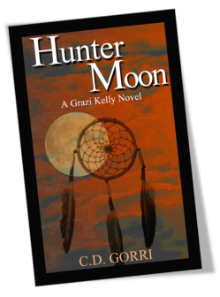 Hunter Moon by C D Gorri Book Cover