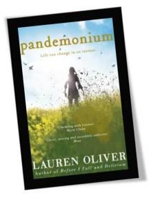 Pandemonium by Lauren Oliver Book Cover