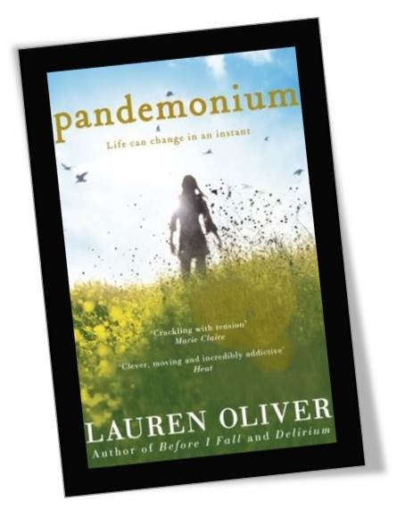 Pandemonium by Lauren Oliver Book Cover