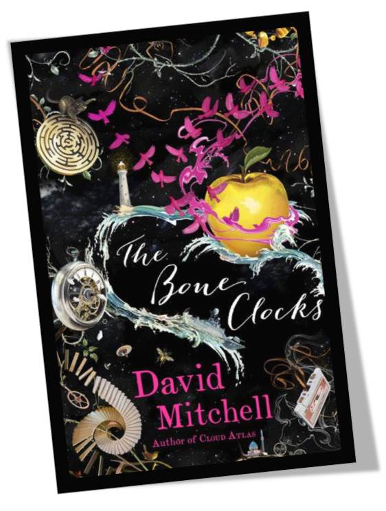 The Bone Clocks Cover – Confessions of a Book Geek