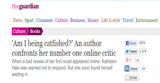 Kathleen Hale Article in The Guardian