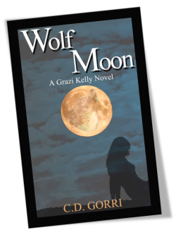 Wolf Moon by C D Gorri Book Cover