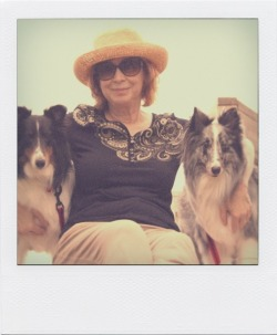 Diane Chamberlain And Pups
