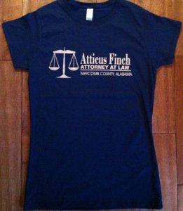 Atticus Finch Tee