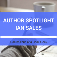 Author Spotlight: Interview with Ian Sales