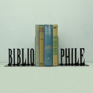 Bibliophile Book Ends