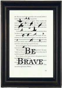 Dauntless Poster