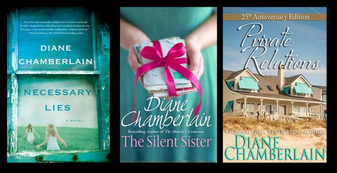 Diane Chamberlain Book Covers