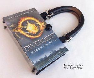 Divergent Book Bag