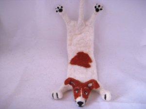 Dog SPLAT Bookmark