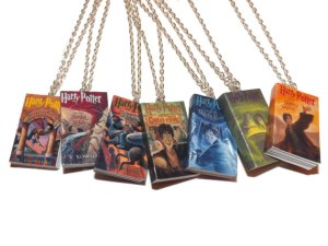 Harry Potter Necklaces