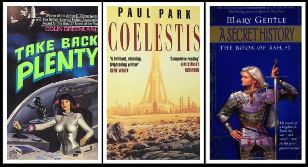 Ian Sales Favourite Books