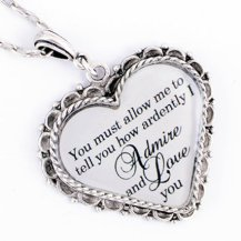 P&P Quote Necklace