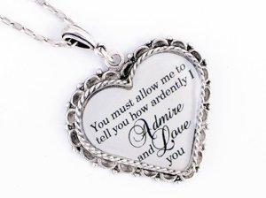 P&P Quote Necklace