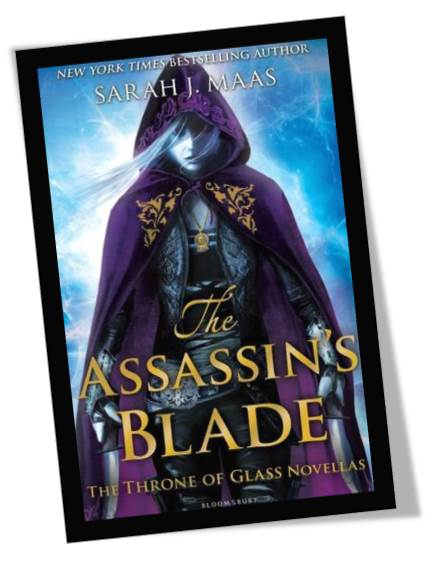 The Assassin's Blade Book Cover