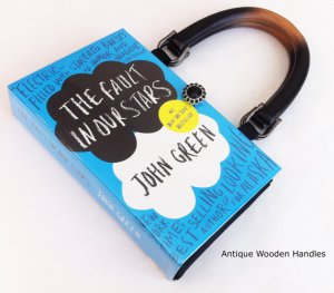 The Fault In Our Stars Book Bag