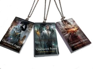The Infernal Devices Necklaces