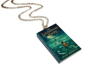 The Lightning Thief Necklace