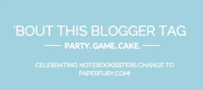 Bout This Blogger And Paper Fury Launch Confessions Of