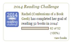 Goodreads Challenge 2014