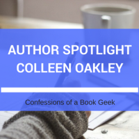 Colleen Oakley Interview and Before I Go Giveaway!