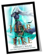 Check out my review of Heir of Fire - https://confessionsofabookgeek.wordpress.com/2015/01/05/review-heir-of-fire/