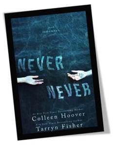 Never Never book cover