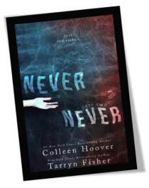 Never Never Part 2 book cover