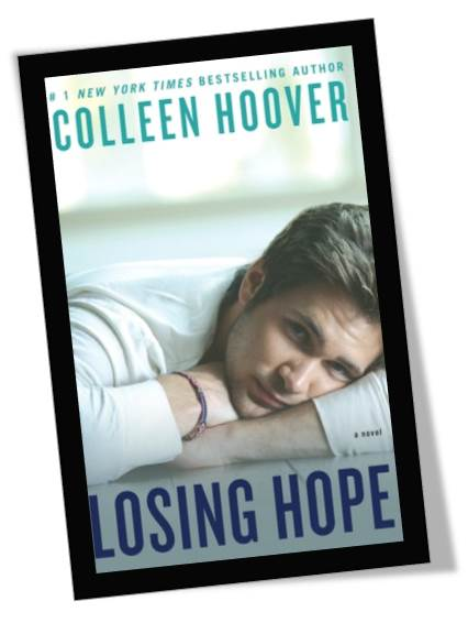 Losing Hope Book Cover