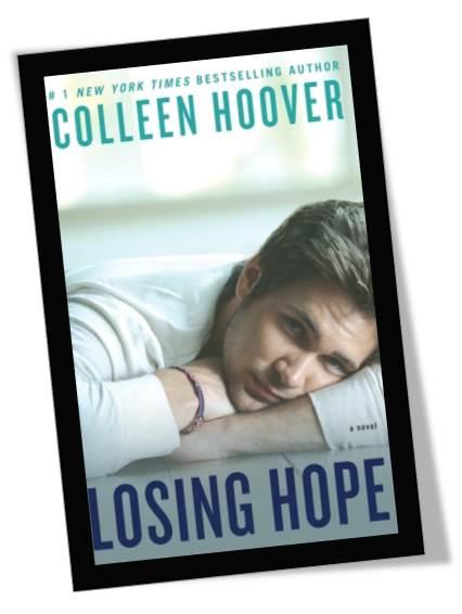 Losing Hope Book Cover