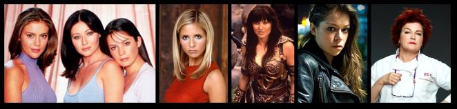Top Ten Heroines 2