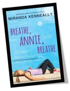 Breathe, Annie, Breathe Book Cover
