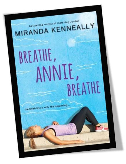 Breathe, Annie, Breathe Book Cover