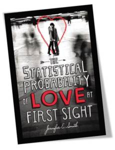 The Statistical Porbability of Love at First Sight Book Cover