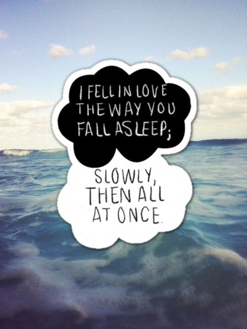 Love Quotes About Falling Asleep : Top Ten Tuesday Inspiring Quotes From  Books