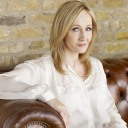 J K Rowling Head Shot