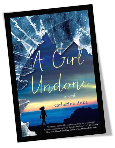 A Girl Undone Book Cover