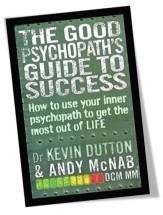 Good Psychopath Book Cover