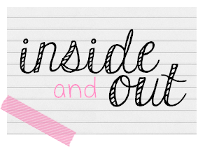 Inside and Out Feature Book Covers and Bookmarks