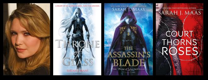 Sarah J Maas Books