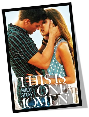 This is One Moment Book Cover