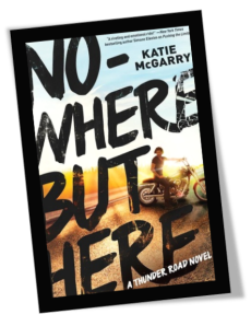 Nowhere But Here Book Cover