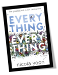 Everything Everything Book Cover
