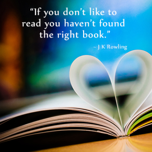 If you don't like to read quote
