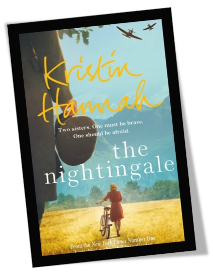 The Nightingale Kristin Hannah Book Cover