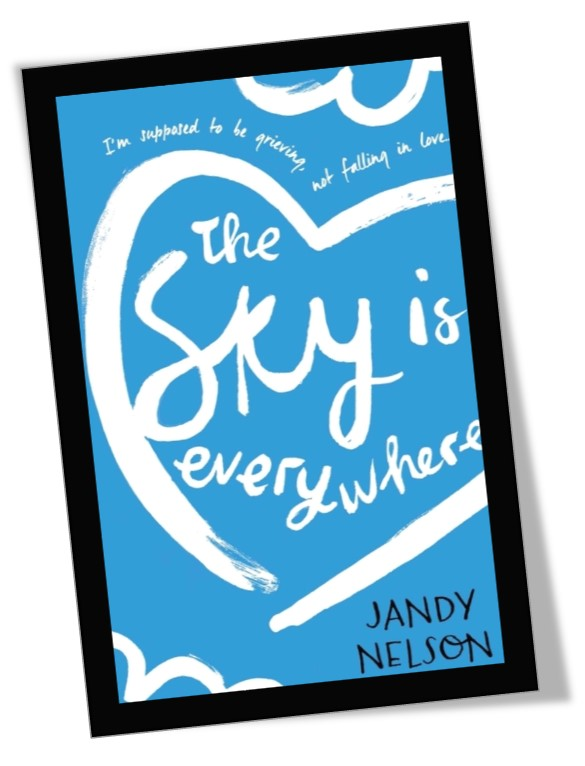 The Sky Is Everywhere Book Cover